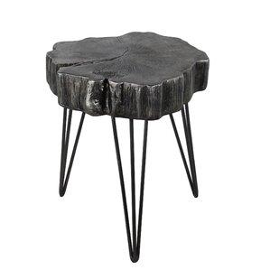 Harrington End Table by Union Rustic