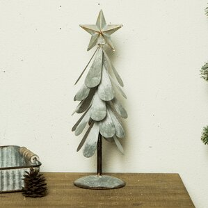 iron galvanized xmas tree dcor - Iron Christmas Tree