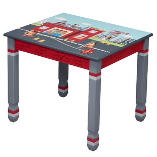 Dutra Children's Play Table By Zoomie Kids