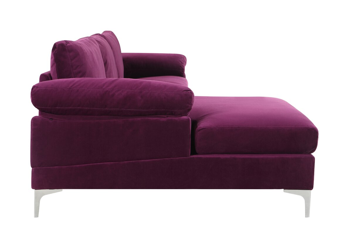 kailey modern sectional