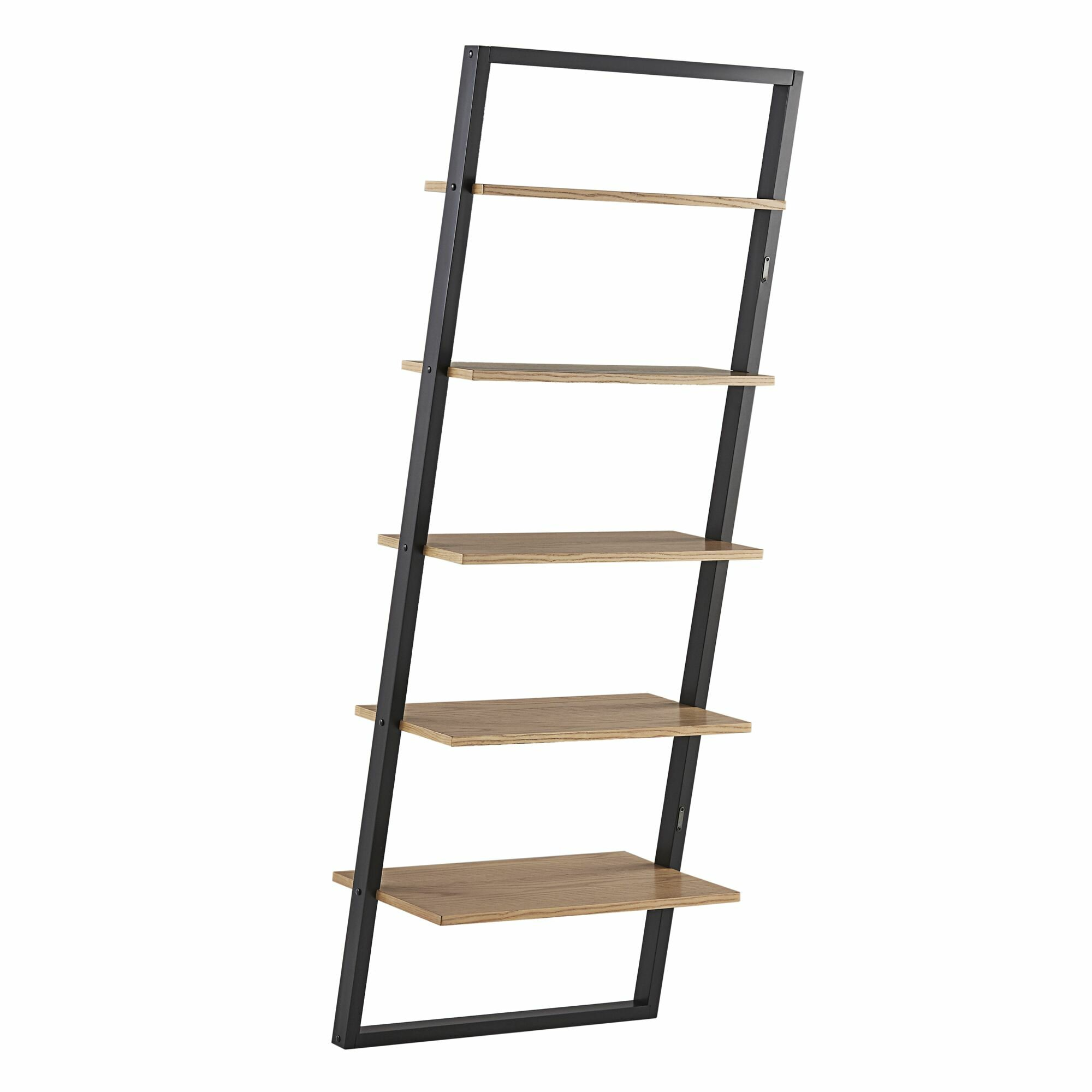 new product 78b81 bf854 Modern Leaning Bookcases | AllModern