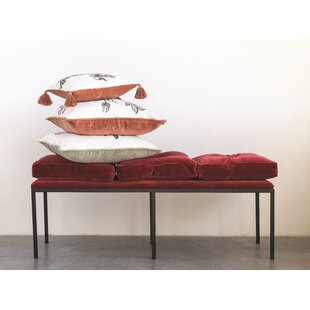 Ethelsville Upholstered Bench by Everly Quinn