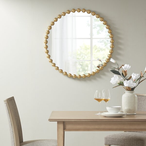 Madison Park Signature Marlowe Modern Contemporary Accent Mirror Reviews Wayfair