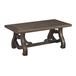 Peggy Traditional Coffee Table by Gracie Oaks