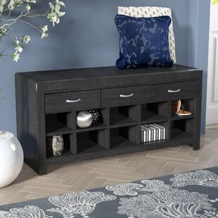 Latitude Run Turnbow Storage Bench