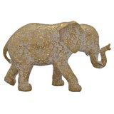 Gold Elephant Decor Wayfair