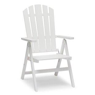 Folding Armchair By Beachcrest Home
