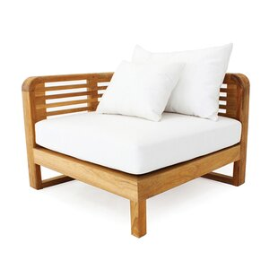 Hamilton Teak Patio chair with Sunbrella Cushion