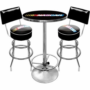 NASCAR Game Room 3 Piece Pub T..