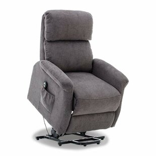 Durkee Lift Classic Power Lift Assist Recliner by Red Barrel Studio