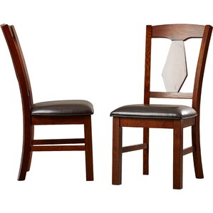 Burgess Side Chair (Set of 2) by Loon Peak