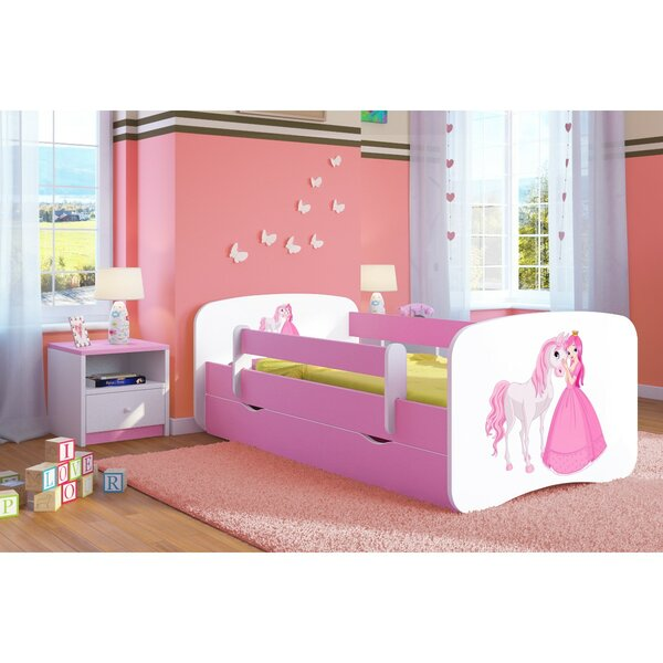 Pink Princess Bedroom Furniture | Wayfair.co.uk