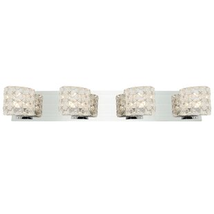 Orren Ellis Jimenez 4-Light Vanity Light