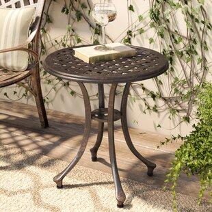 Kastner Metal Side Table