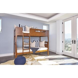Voight Twin over Twin Bunk Bed by Harriet Bee