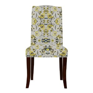 Lasseter Flowers Parsons Chair (Set of 2) by Red Barrel Studio