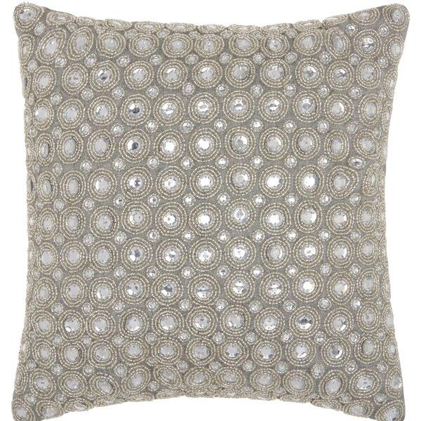 Silver Bling Pillows Wayfair Mesmerizing Bling Decorative Pillows