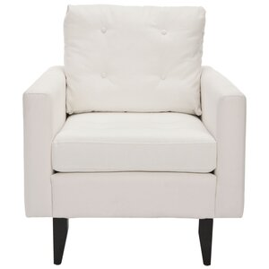 Sophie Cotton Armchair by Safavieh