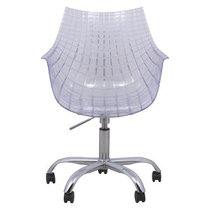 Lucite Office Chair