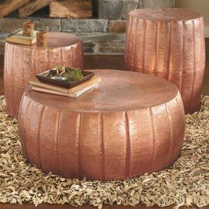 metal coffee tables you'll love | wayfair