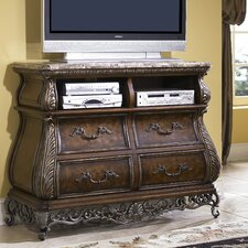 Josselyn 4 Drawer Media Chest by Astoria Grand