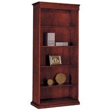 Del Mar Left Hand Facing 78 Standard Bookcase by Flexsteel Contract
