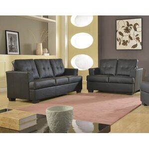 cecilia sofa and loveseat set