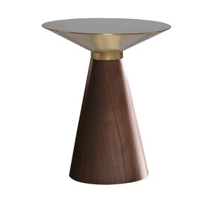 Faringdon End Table by Everly Quinn