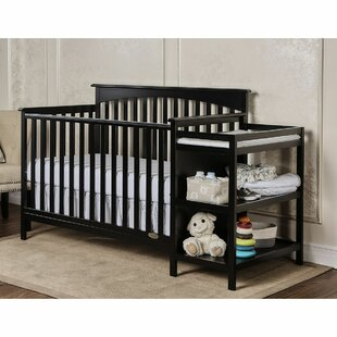 Bargain Chloe 2-in-1 Convertible Crib and Changer Combo ByDream On Me