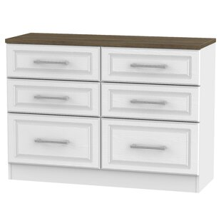 St. George 6 Drawer Chest By Beachcrest Home
