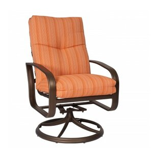 Woodard Cayman Isle Rocking Chair with Cushions