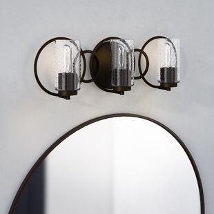 Lorelai 3-Light Vanity Light by Wrought Studio