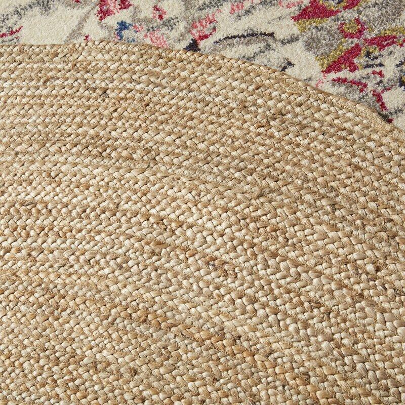 Chatham Hand Woven Wool Light Tan Area Rug