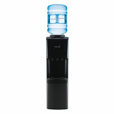 Free-Standing Hot Cold and Room Temperature Electric Water Cooler Primo Water