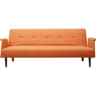 Burnt Orange Sleeper Sofa | Wayfair