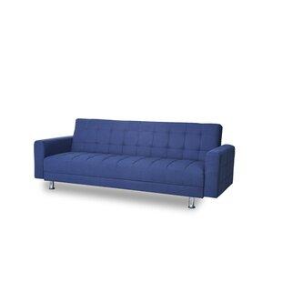 Navy Blue Velvet Sofa | Wayfair.co.uk