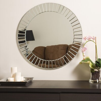 Farmhouse Amp Rustic Round Bathroom Mirrors Birch Lane