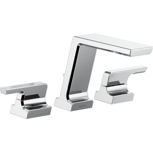 Delta Pivotal Double Handle Deck Mounted ..