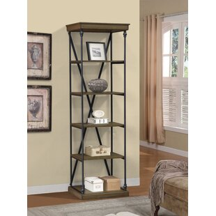 Marvale Etagere Bookcase by Gracie Oaks