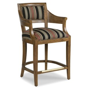 Gilroy 26.5 Bar Stool by Fairfield Chair Cheap