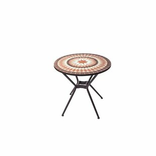 Benvolio Metal Bistro Table Image