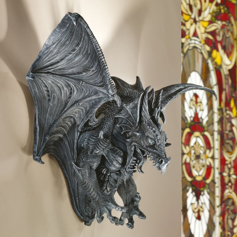 Vengeance, The Dragon Wall Décor