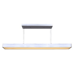 Ivy Bronx Bracken LED Kitchen Island Pendant