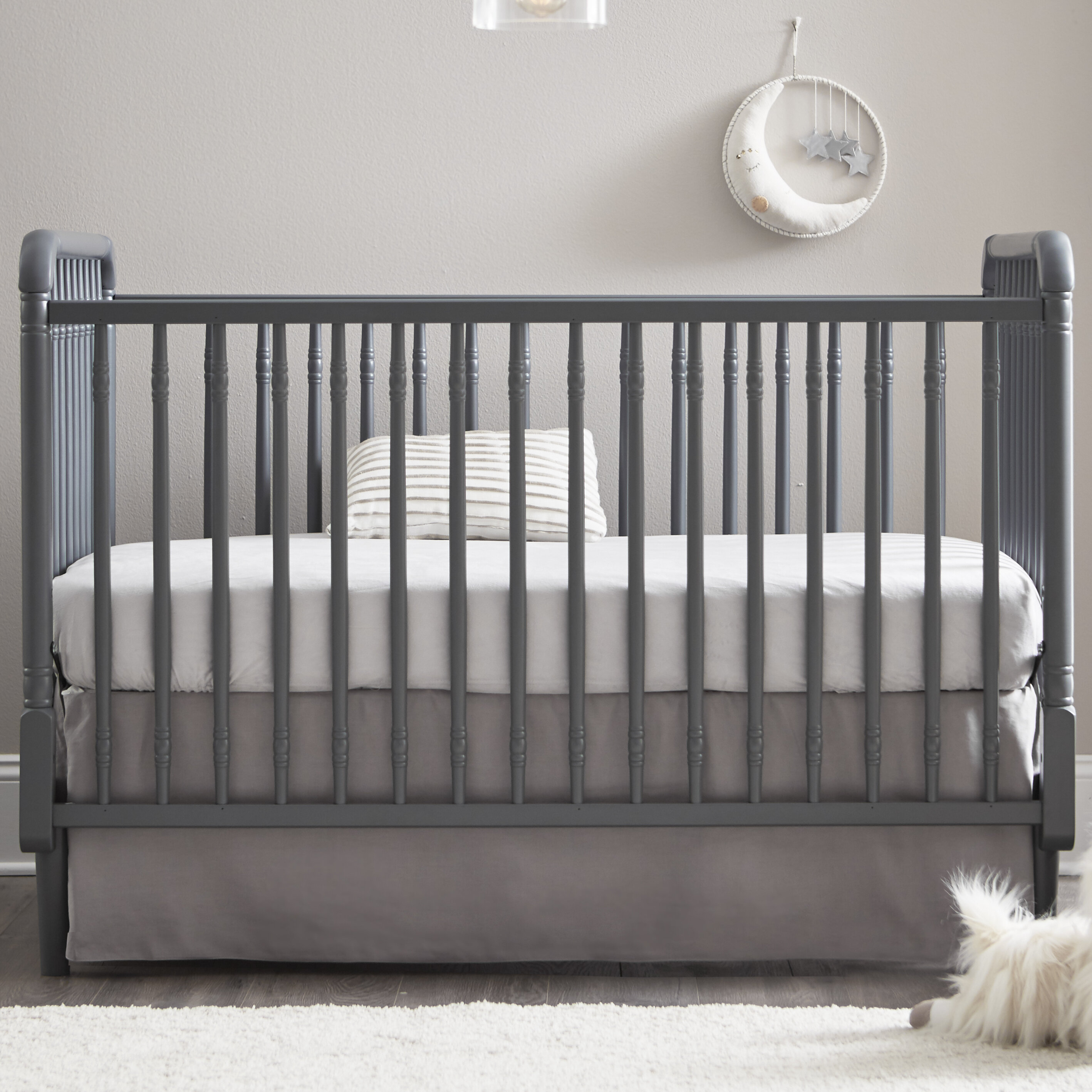 57100233a8 Karla Dubois Zola 3-in-1 Convertible Crib   Reviews