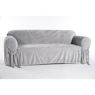 Shop Box Cushion Sofa Slipcover by Classic Slipcovers