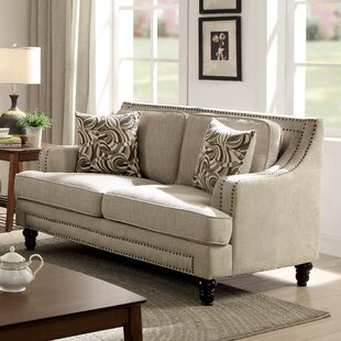 Affordable Pinnix Loveseat by Bloomsbury Market Reviews (2019) & Buyer's Guide