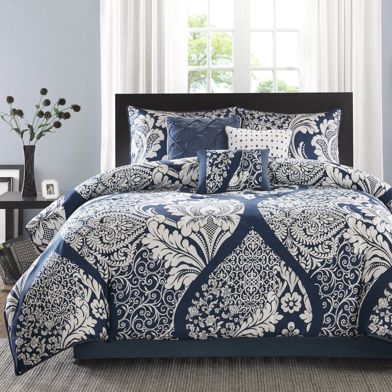 Goodwin 7 Piece Comforter Set
