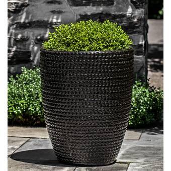 Campania International Inc Polaris 3 Piece Pot Planter Set Reviews Wayfair