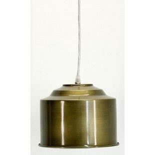 TLC Home Capitania 1-Light Inverted Pendant