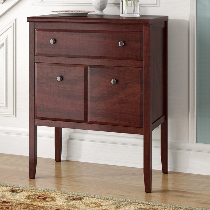 Harewell 3 Drawer Accent Chest